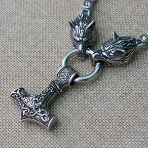 Collier celtique pour homme